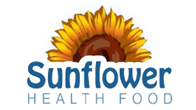 Sunflower Health Food logo